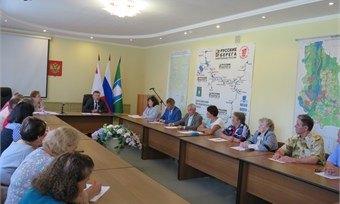 Глава Шекснинского района обсудил снеравнодушными жителями важные темы ивопросы